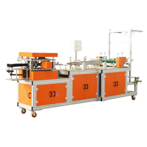 2020 Hot Sale Automatic Non woven Buffant Cap PE Shower Cap Making Machine