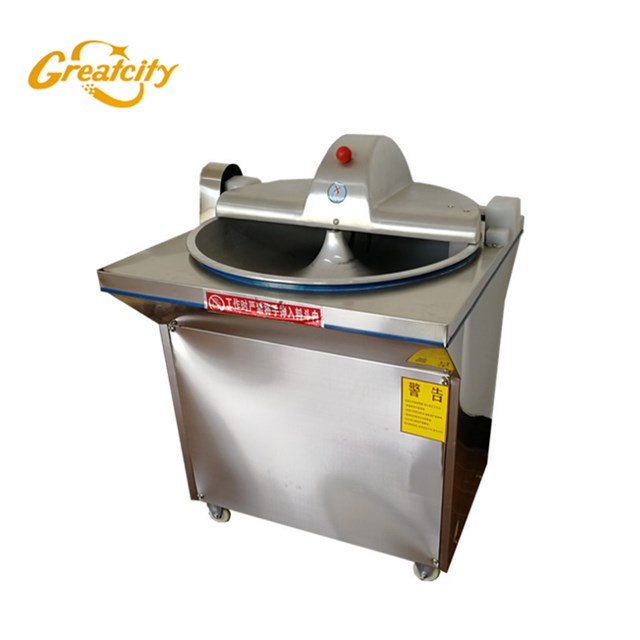 onion bowl cutter machine