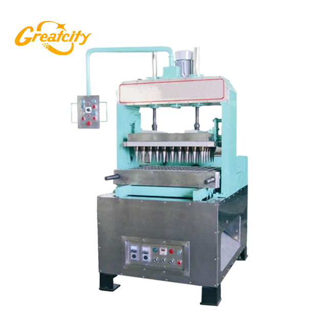 Automatic Commercial Rolled Sugar Cone Baking Machine ice cream cone maker machine