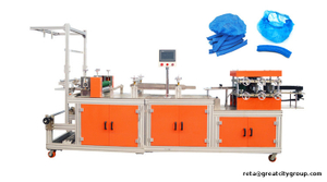 Non-Woven Shower Cap Making Machine