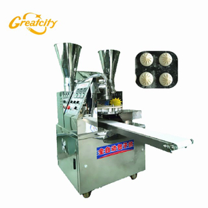 fully automatic frozen momo soup dumpling making machine in India