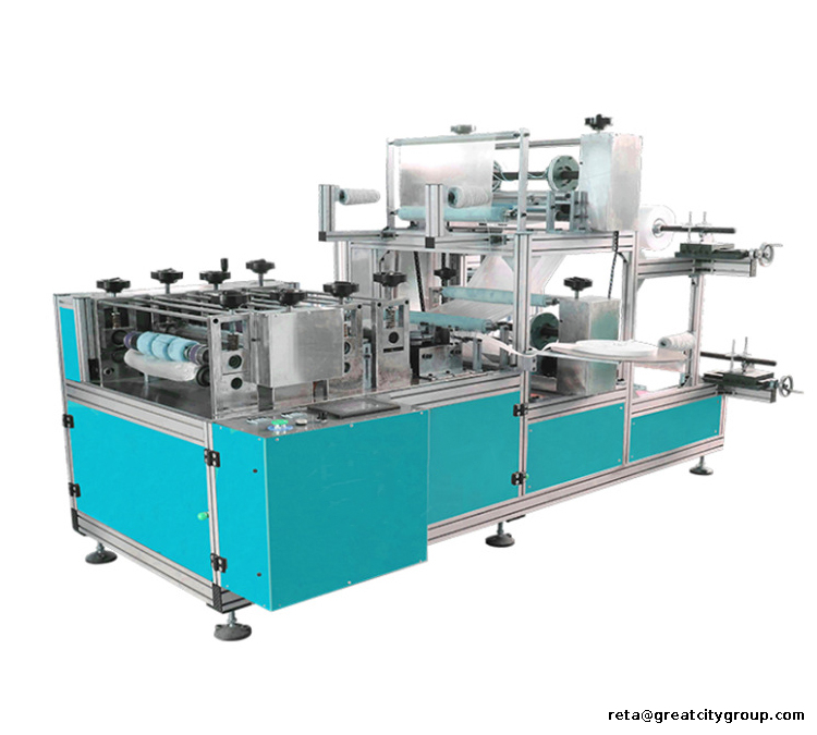 PE Sleeve Cover Making Machine