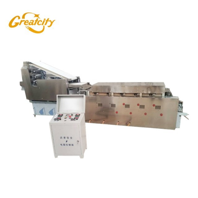 High Capacity Flat Arabic Pita Bread Machine