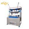 Sweet Pizza Cone Maker Ice Cream Cone Making Machine